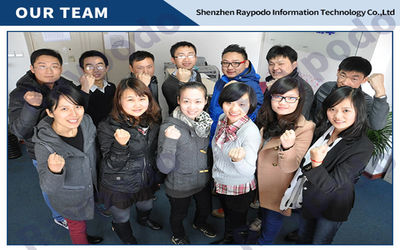 Shenzhen Raypodo Information Technology Company Ltd